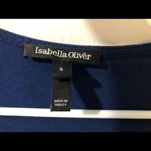 Isabella Oliver Dresses - Isabella Oliver wrap maternity dress